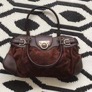 Salvatore Ferragamo Marisa Purse bag leather Italy
